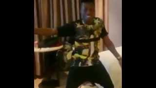 Reekado Banks Dancing to Dr sid & Don jazzy KABIYESI     VIDEO   YouTube