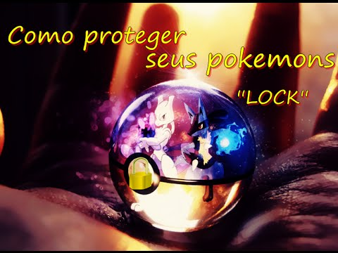 Aprenda como proteger seus pokemons
