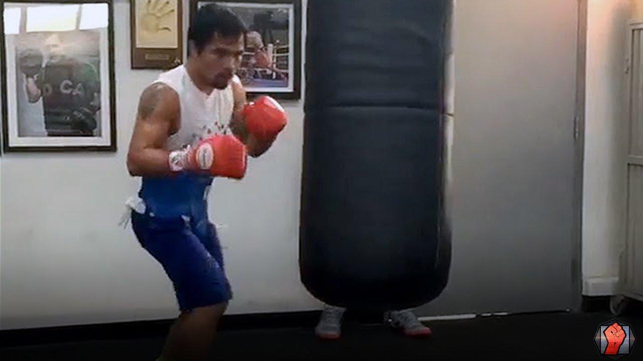 Boxing champion manny pacquiao