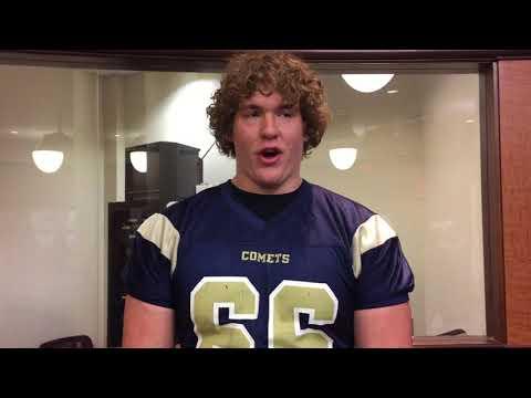 Penn Manor's Casey McCollum talks Big 33 selection