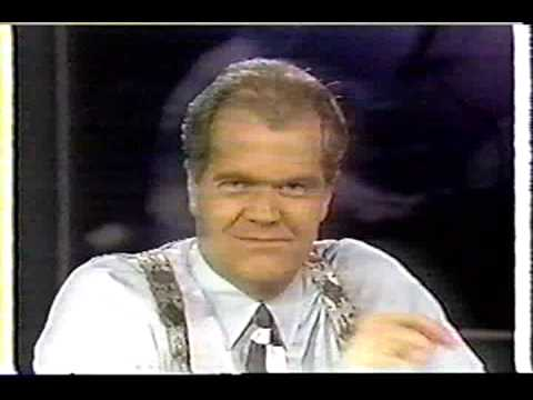 CHET COPPOCK  NATIONAL TV TELECAST ON NEWSPORT TALK WITH RON LIPTON
