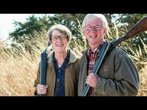 2017 Peter Hathaway Capstick Hunting Heritage Award - Presented to Larry and Brenda Potterfield