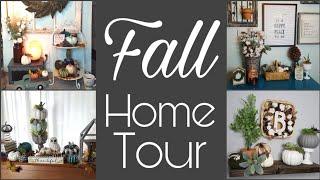 Fall Home Tour   Simple Decor Tips And Diys