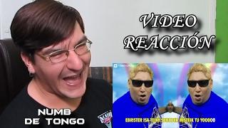 VIDEO REACCIÓN NUMB (LINKIN PARK) COVER DE TONGO #LMD