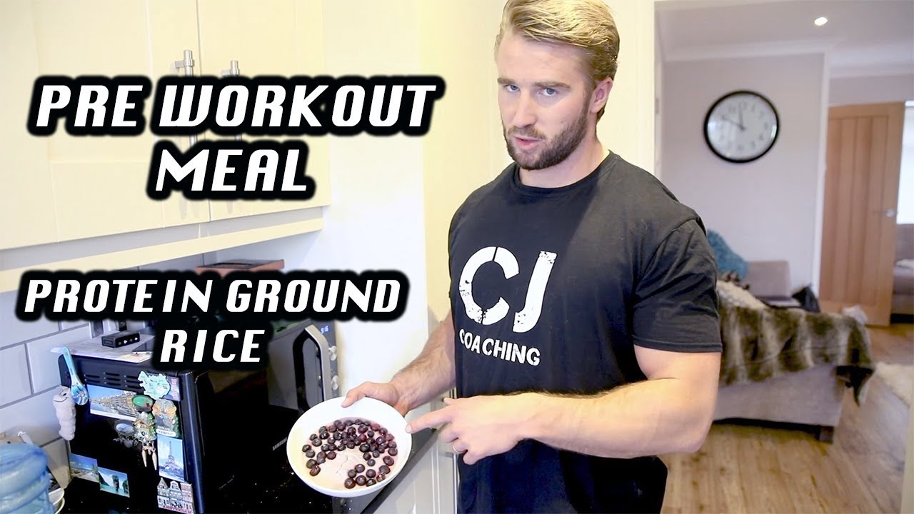 how to make pre workout