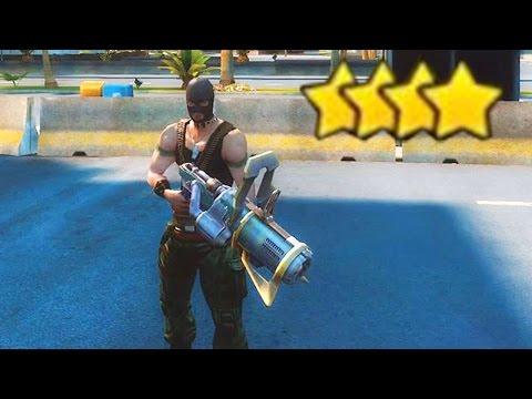 Gangstar Vegas Most Wanted Man #10: Terrorist