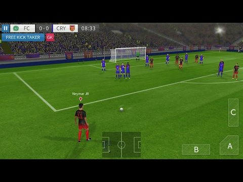 Dream League Soccer 2016 Android Gameplay 127 DroidCheatGaming