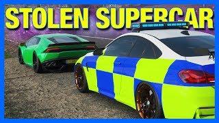 Forza Horizon 4 Online : Stolen Supercar!!