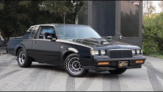 NEW PROJECT!! the black SHEEPS twin! Original 86 GRAND NATIONAL!!