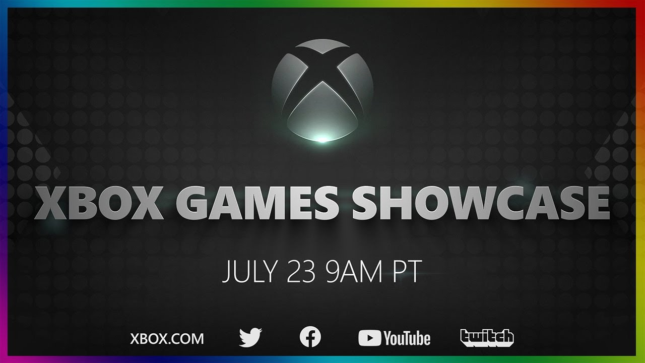 XBOX SHOWCASE EVENTO! MUITAS NOVIDADES!