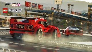 Forza Horizon 4: LEGO Speed Champions Launch Day Stream