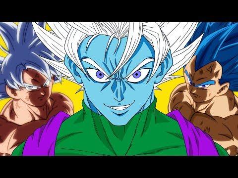 Dragon Ball Super KAI - The Movie (The Angel Of U13 Vs Goku And Vegeta)