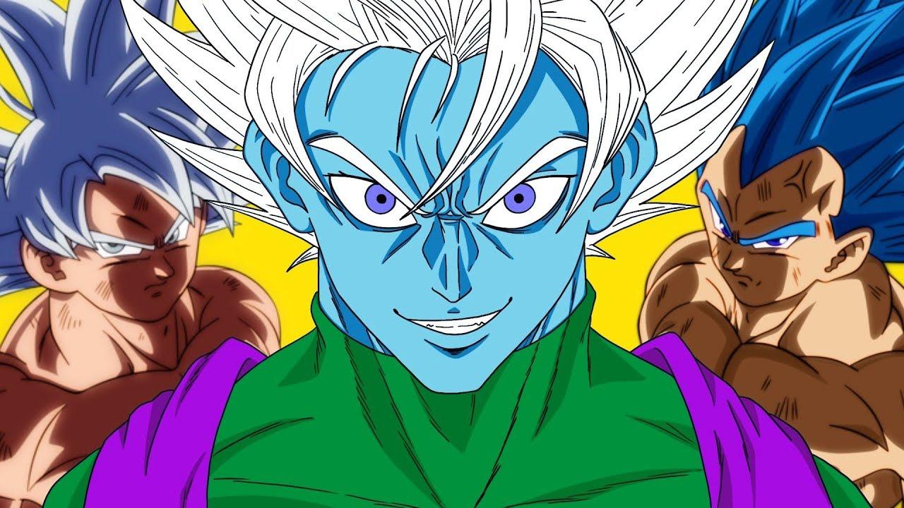 Download Dragon Ball Super KAI - The Movie (The Angel Of U13 vs Goku And Vegeta)