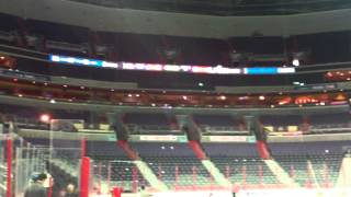 Verizon Center Interior