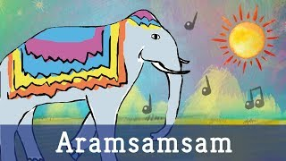 Aramsamsam - Lichterkinder   Kinderlieder   Bewegungs - und Laternenlieder von Kindern für Kinder