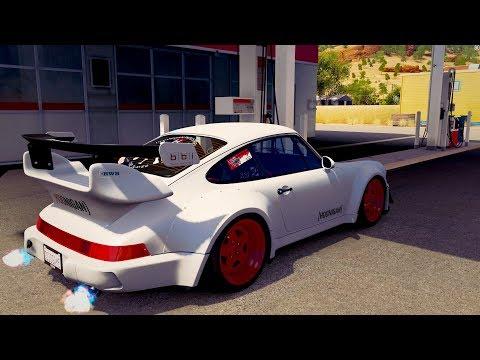 Download Youtube: Forza Horizon 3 GoPro - Hoonigan Rauh-Welt Begriff Porsche 911 Turbo 1991 ‹ ZoiooGamer ›