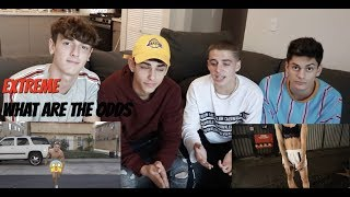 EXTREME WHAT ARE THE ODDS ft. Badzach, Flamingeos & Edwin Burgos