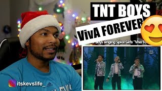 """TNT Boys singing Spice Girls' """"Viva Forever"""""""