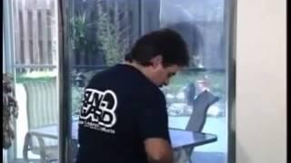 видео тонирование окон