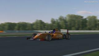 RaceRoom - Tatuus Formula 4 at Hungaroring Gameplay