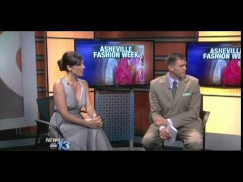 WLOS News - Asheville Fashion Week