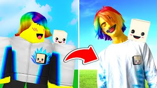 I Dressed Up as My Roblox Character in REAL LIFE..