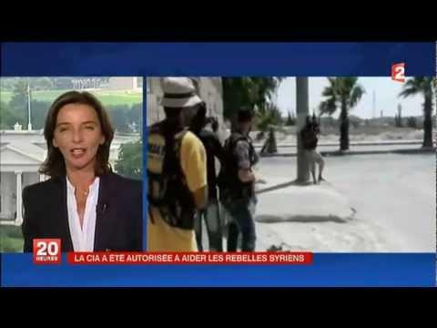 Syrie : Les USA arment les rebelles en dehors de l'OTAN