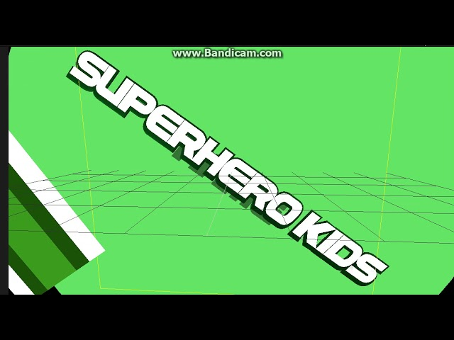superherokids | Paid Intro | 5 Likes
