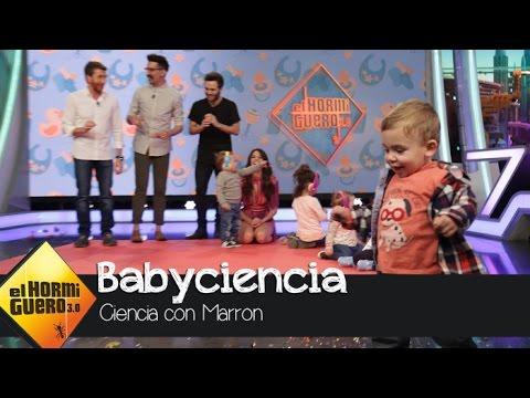 Así reaccionan los bebés al escuchar la canción más feliz del mundo - El Hormiguero 3.0