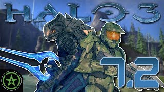WE SKIP THE LEVEL - Halo 3: LASO Part 7.2 | Let