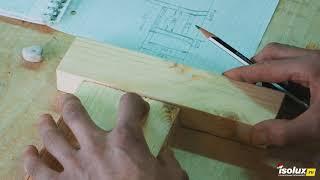 как сделать стул из дерева чертежи