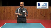 Tips For Tennis | How To Hold a Table Tennis Bat
