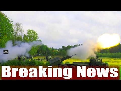 BREAKING: European Army Takes SHAPE With LARGE DRILLS!