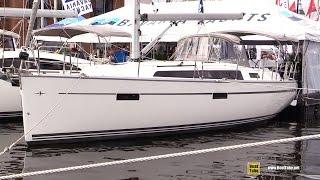 2016 Bavaria Cruiser 37 Sailing Yacht - Deck and Interior Walkaround - 2016 Annapolis Sail Boat Show
