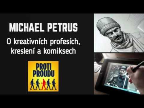 Michael Petrus v rozhovoru Proti Proudu
