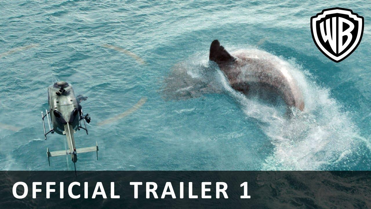 THE MEG - Official Trailer #1 (DK)