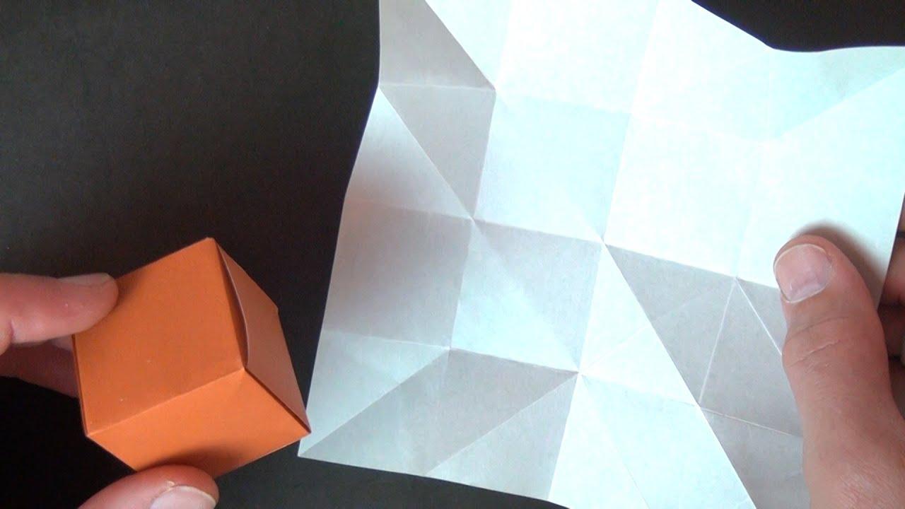 Seamless Cube Redo