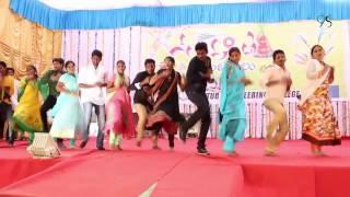 Repeat youtube video Guntur engineering college sankranti sambaralu