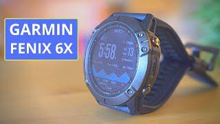 Garmin Fenix 6X: Too Good and Too Expensive?