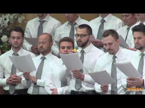 Приди в себя как блудный сын - мужской хор