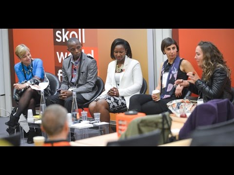 Peace + Prosperity: Youth Seizing the Future | #skollwf 2016
