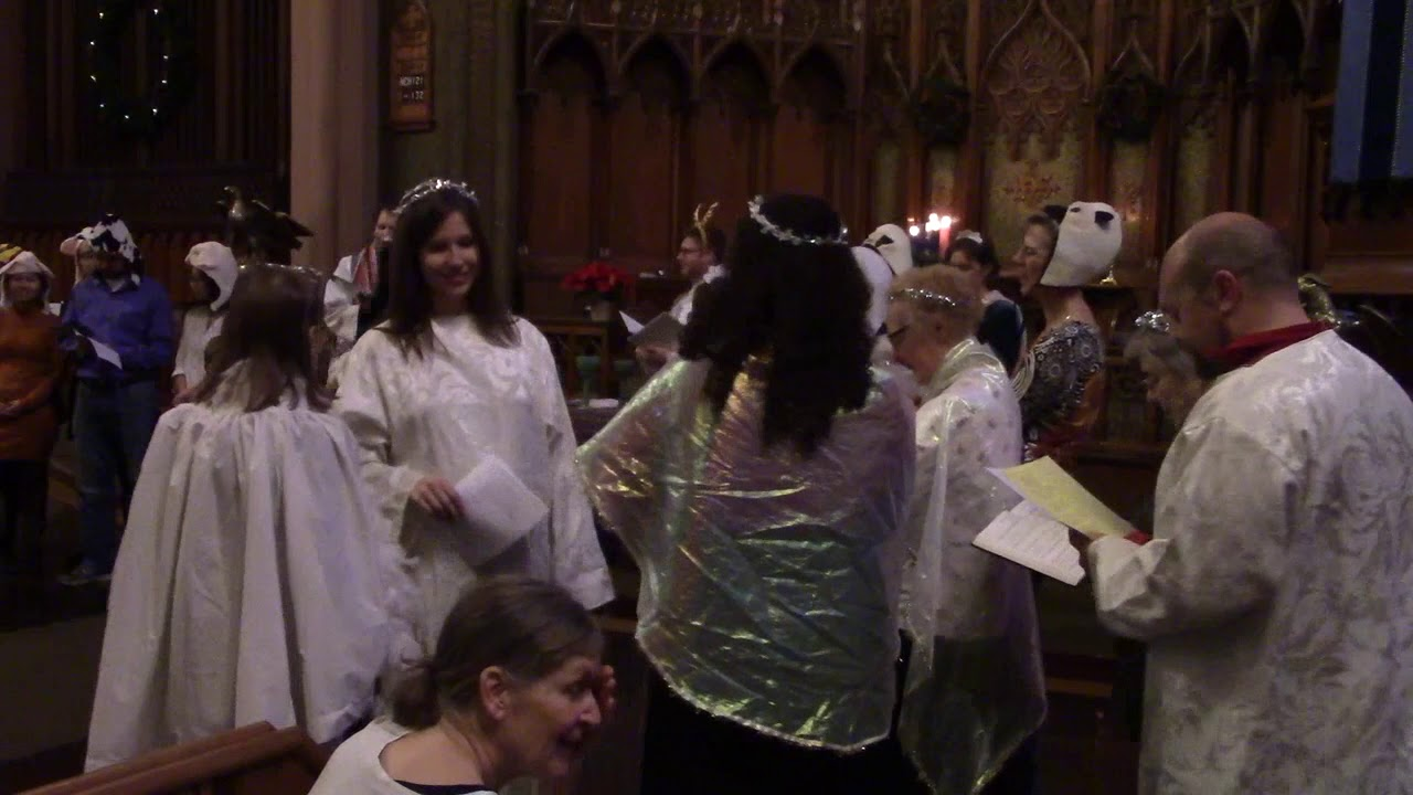 Advent 3 Instant Christmas Pageant, Church of the Covenant ...