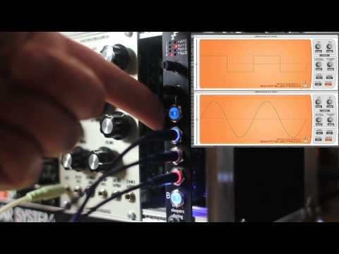 disting - 4-b Clockable LFO