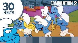 30 minutes de Schtroumpfs • Compilation 2 • Les Schtroumpfs
