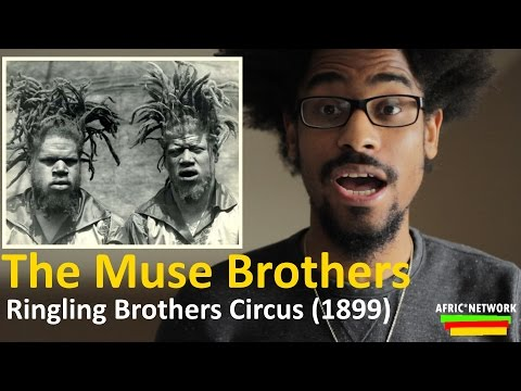 The Muse Brothers - Ringling Brothers Circus (1899)