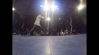 vuclip OSB 6 : 1/4 Break, Crazy Men VS Bouche Crew