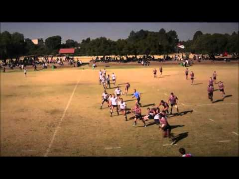 Pretoria Boys High 1st team rugby