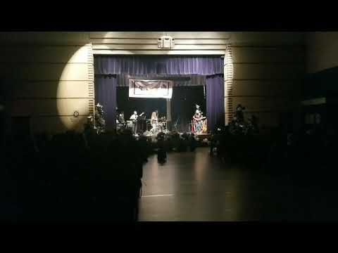 Poms-a-Palooza Pin Oak Middle School