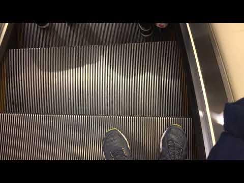 [3/3] Times Square Mitsubishi Spiral Escalator