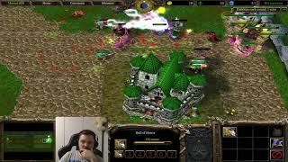 Warcraft III (Castle Fight/Troll & Elves) by TaeR, AlCore, Ren, Beast [05.12.18]